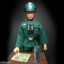 Vintage Action Man First Issue German Staff Officer 1974 Palitoy GI Joe