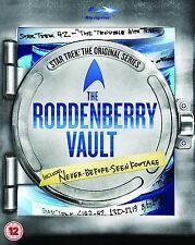 Star Trek: The Original Series - The Roddenberry Vault Blu ray RB New & Sealed