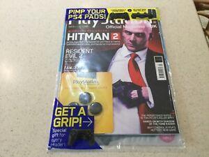 Playstation Official Magazine - Uk -#152 - Hitman 2 & Warface - NEW SEALED