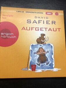 Aufgetaut - David Safier ( 1 mp3 - CD)