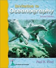 Invitation to Oceanography by Pinet, Paul R.