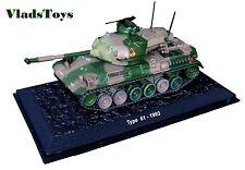 Amercom 1:72 Mitsubishi Type 61 JGSDF 10th Tank Btn 8th Div Kyushu Japan ACCS15