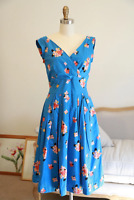 Emily and Fin Florence Dress Sweet Summer Blooms