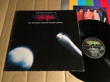 UTOPIA - ADVENTURES IN UTOPIA - LP - 201 254 - HOLLAND 1980