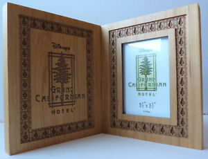 Disney's Grand Californian Hotel Frame - Holds a 2½ X 3½ Picture