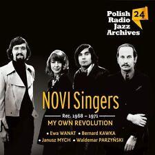 CD NOVI SINGERS My Own Revolution Polish Radio Jazz Archives 24