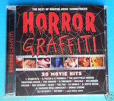 cd movie horror graffiti the amityville horror zeder alien phenomena hellraiser