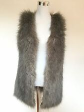 Faux Fur Vest Machine Washable Coats & Jackets for Women