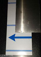 Aluminium sheet 1mm (Model Engineer) 625mm x 400mm