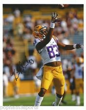 TRAVIN DURAL Signed/Autographed LSU TIGERS 8x10 Photo w/COA