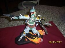 2006 Star Wars Animated Maquette Boba Fett Limited Edition  Statue