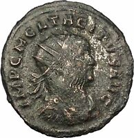 Tacitus  Rare 275AD  Authentic Ancient Roman Coin Spes Hope  i52716