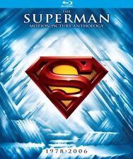 Superman Anthology (Blu-ray, 2011, 8-Disc Set)