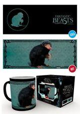 Fantastic Beasts Niffler Heat Changing Mug Wizarding World Harry Potter Cup