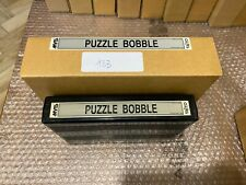 Neo Geo Mvs Puzzle Bobble Kit Matching excellent/nmint cond Euro version