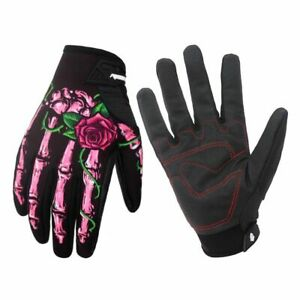 Full Finger Motorcycle Winter Cotton Gloves Screen Touch Sport For Women And Men