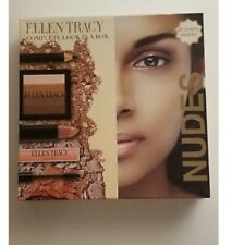 Ellen Tracy Complete Look In A Box Complete Makeup Kit Nudes. New