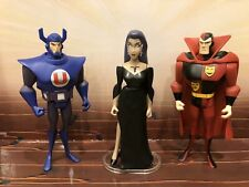 DC Universe Justice League Unlimited JLU Loose Tala Psycho-Pirate Dr Polaris Lot
