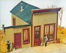 Durango Press HO Scale Structure Kit - Newspaper Office