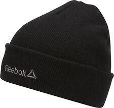 Reebok Foundation Logo Beanie Hat - Black