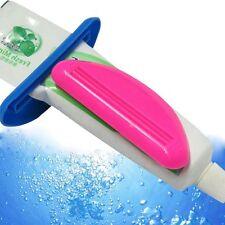 2Pcs Suckers Press Bathroom Accessories Toothpaste Squeezer Dispenser Tube
