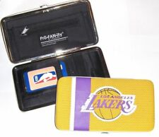 Los Angeles Lakers NBA AuthentIc omen's Shell Mesh Wallet by Little Earth