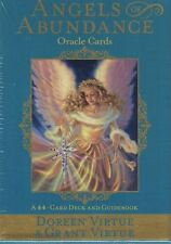 Angels of Abundance Oracle Cards by Doreen Virtue & Grant Virtue NEW & Sealed