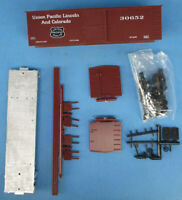 Roundhouse HO Gauge Union Pacific Lincoln &Colorado #30652 30' BoxCar Kit#07916
