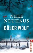 Böser Wolf / Oliver von Bodenstein Bd.6 von Nele Neuhaus (2013, Taschenbuch)