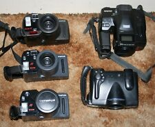 Olympus AZ-300 / AZ-330 / Ricoh Mirai / Fuji FZ-3000 35mm Film Camera - Job Lot
