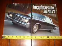 1966 CHRYSLER IMPERIAL CROWN ORIGINAL 2010 ARTICLE