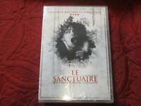 """DVD NEUF """"LE SANCTUAIRE"""" film d'horreur de Corin HARDY"""