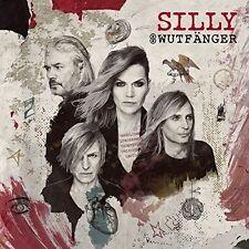 SILLY - WUTFÄNGER   CD NEU