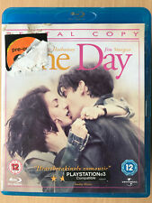 Anne Hathaway UNO Day ~2011 British ROMANTICO DRAMMATICO UK NOLEGGIO BLU-RAY