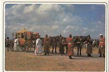 BF17941 le carrosse royal types folklore africa front/back image