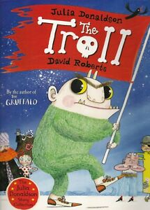 The Troll Book (Paperback) by Julia Donaldson