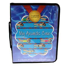 My Proud Moments - Natación Premios Certificado Medalla Placa Estuche