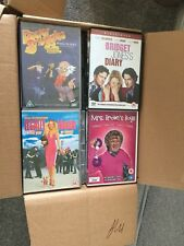joblot dvds boxes of 40 to 44 mixed dvds
