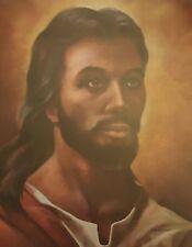 AFRICAN AMERICAN ART & PRINTS-Black Jesus II(16 x 20 New Unframed)