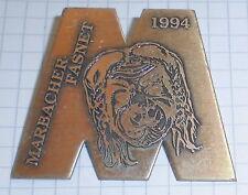 fasnachtsorden alt anstecker  metall marbacher fasnet M fasching 1994  top deko