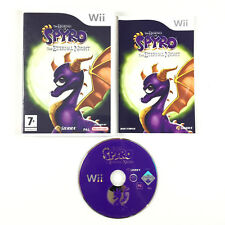 Spyro The Eternal Night Wii  / Jeu Sur Nintendo Wii Complet