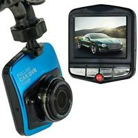 HD 1080P In Car DVR Camera Dash Cam Video Recorder Night Vision CSC sensor Blue