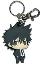**Legit** Psycho Pass Authentic Anime PVC Keychain SD Shinya Kagami #36773