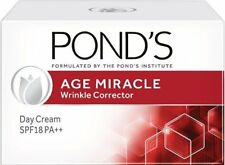 Ponds Age Miracle  Wrinkle Corrector Day Cream  SPF 18 PA++  10 GM  Ponds