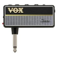 Vox amPlug G2 CLEAN Headphone Practice Modeling Guitar Amp Chorus Delay Reverb