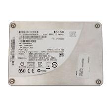 """INTEL HP SSDSA2BW160G3H 2.5"""" 3GB/S SATA SSD 160GB 658540-001"""