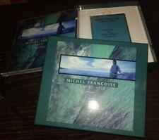 TRES RARE MICHEL FRANCOISE L AMOUR BLEU COFFRET COLLECTOR LE CD ET LA K7 SCELLEE