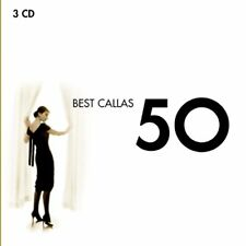 50 Best Callas [CD]