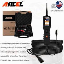 12V 24V Power Probe Circuit Tester Car Battery Tester Electrical Power Scanner