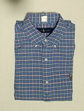 NWT Men's Ralph Lauren Casual Career Long Sleeve Oxford Button Down Shirt Medium